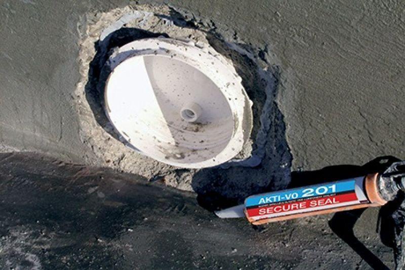 Mastice idroespansivo AKTI-VO 201 5