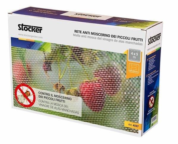 Rete anti insetti stocker 4 x 5 1