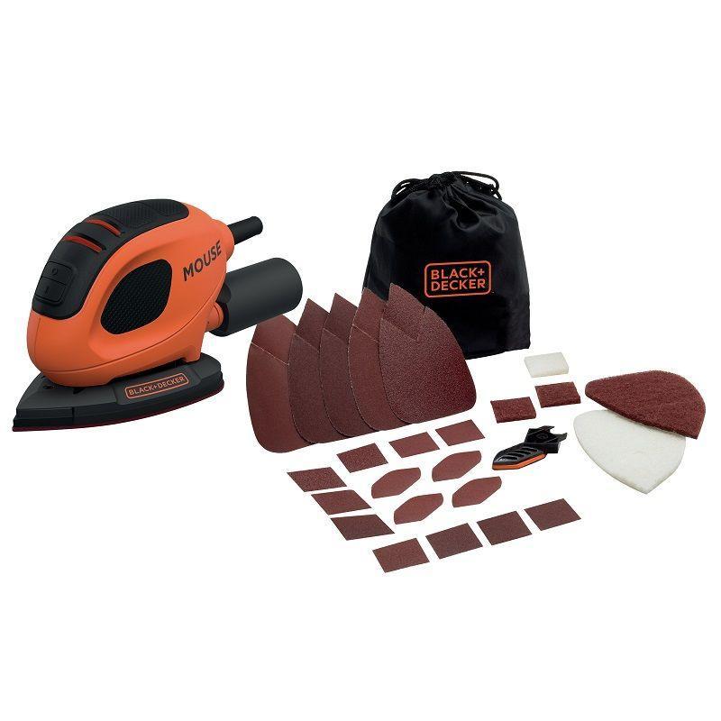 Levigatrice Mouse® 55W multifunzione 3