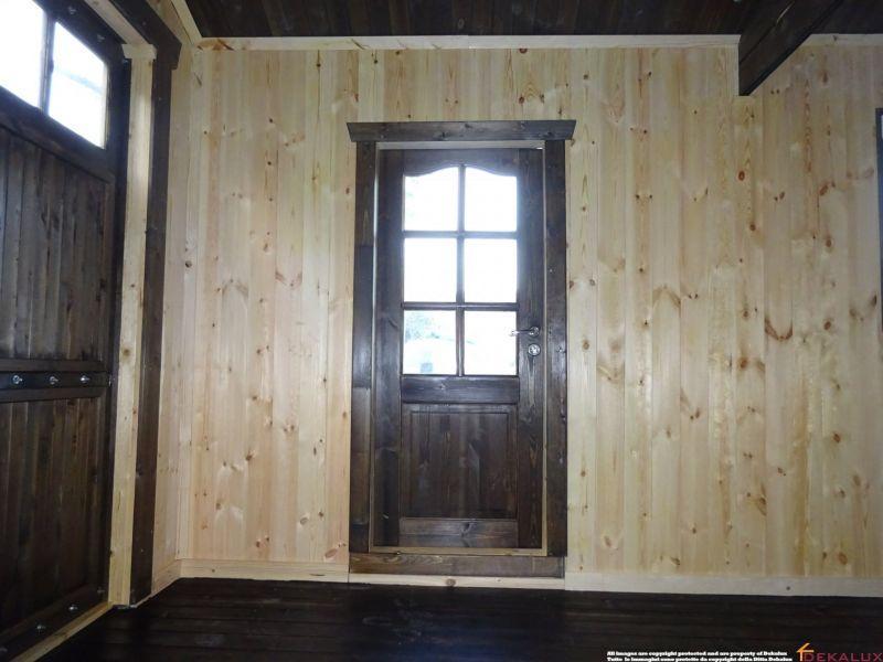 Garage in legno 3x5 (44mm) 3