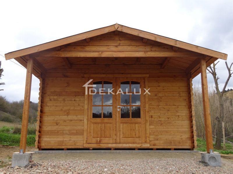 Casetta in legno 4x4 1