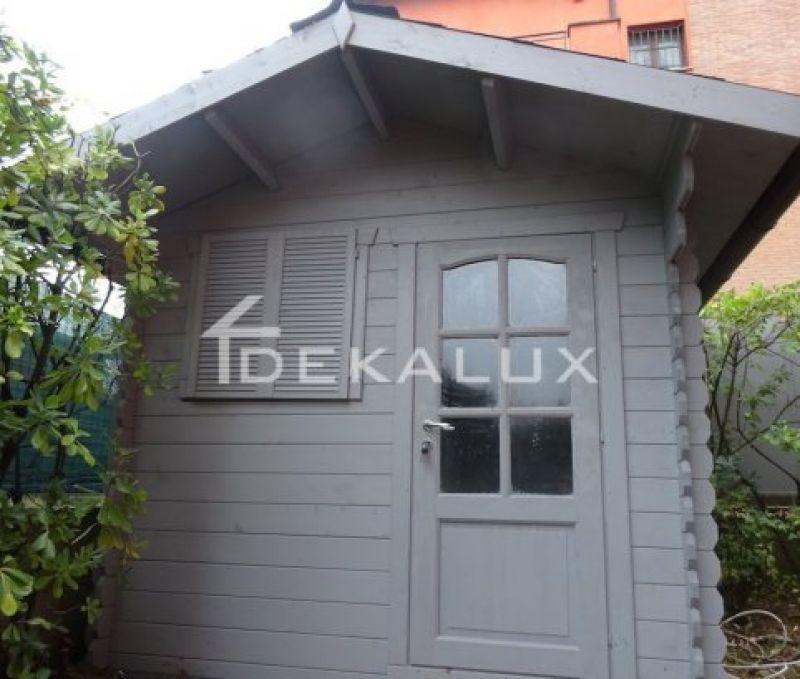 Casetta in legno 2.5x2 mt con porta singola 2