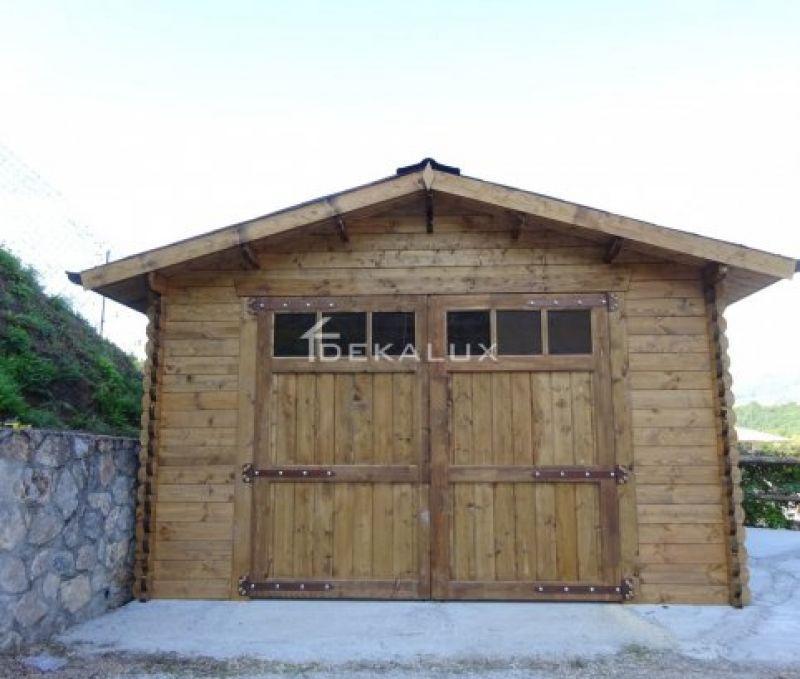 Garage in Legno 4X5 mt 2