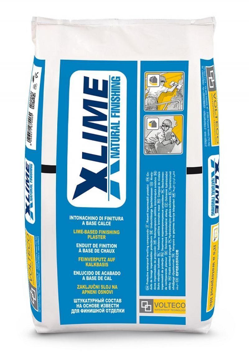 X-Lime intonachino di finitura deumidificante 5