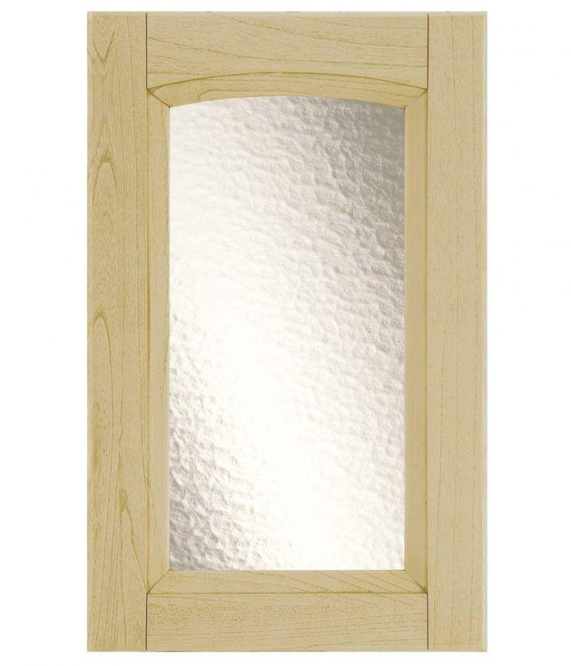 Anta in legno classica Maestrale con telaio misura standard 10