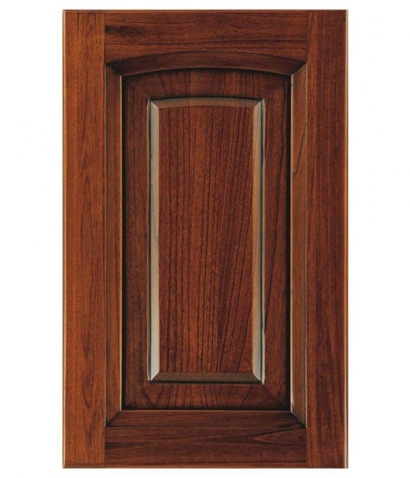 Anta in legno classica Maestrale con telaio misura standard 8