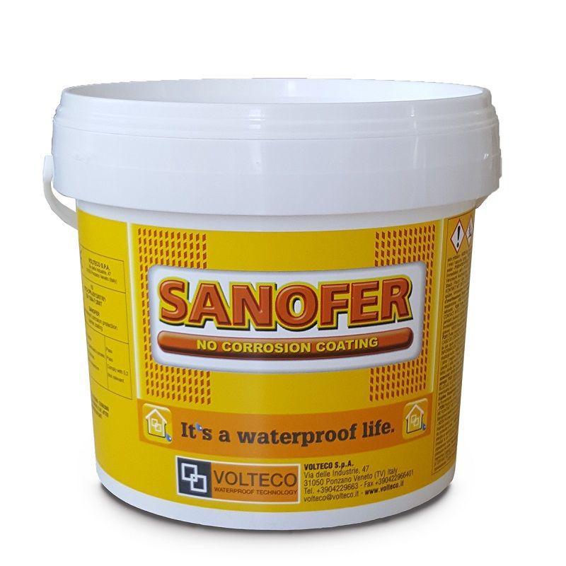 Barriera contro la corrosione - SANOFER 1