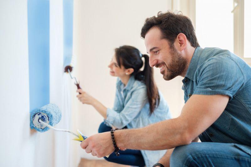 Pittura per interni - Keradecor Paint 4