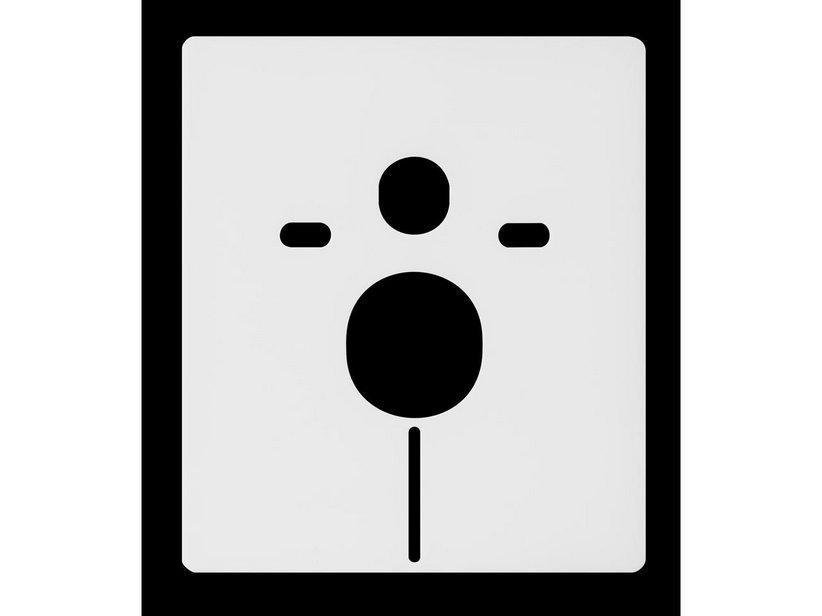 Otval protezione acustica per sanitari filomuro 1