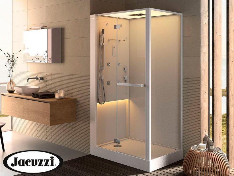 Cabina doccia idromassaggio jacuzzi&reg bali 120x80 1