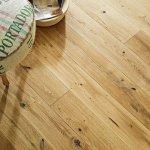Plancia parquet rovere rustico verniciato opaco oak