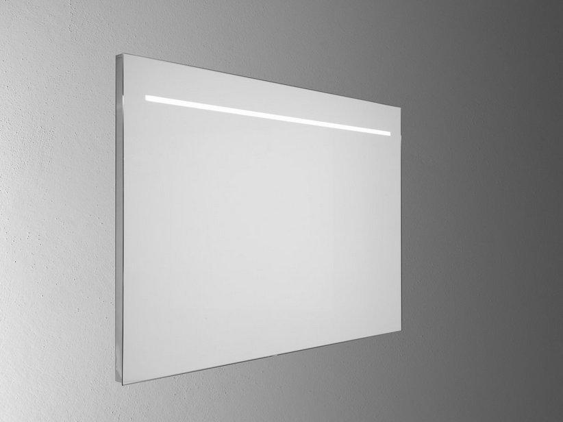 Specchio bagno dally led 140h60 18 7w 1