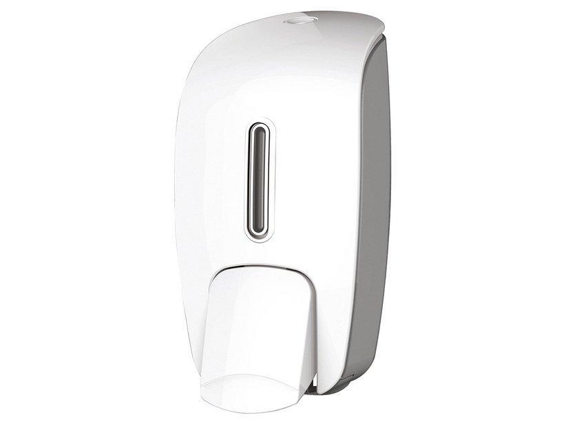 Dispenser manuale sapone liquido 800 ml bianco/grigio 1