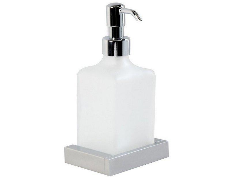 Porta dispenser zero vetro a muro 1