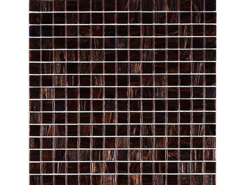 Mosaico vetro notte 32 5x32 5 nero 1