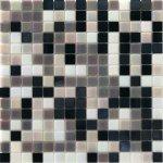 Mosaico vetro perlagrigia 32 5x32 5