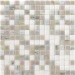 Mosaico vetro perlabianca 32 5x32 5