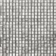 Mosaico vetro platinopuro con foglia d'oro 29