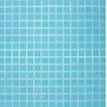Mosaico vetro a03 30x30 azzurro