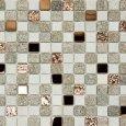 Mosaico pietra naturale st moritz rose 30x30