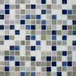 Mosaico vetro leisure blu 32 5x32 5