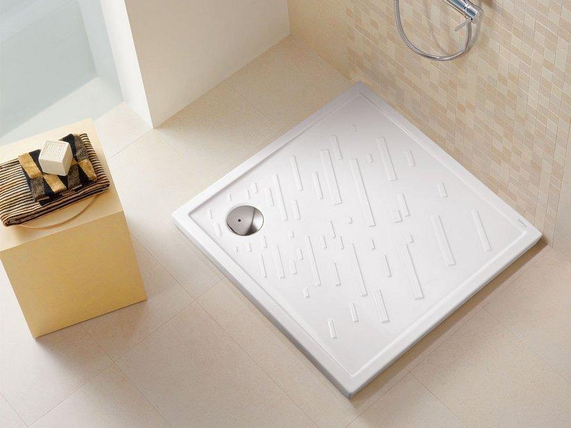 Piatto doccia douro plus 80x80 h5 ceramica 1