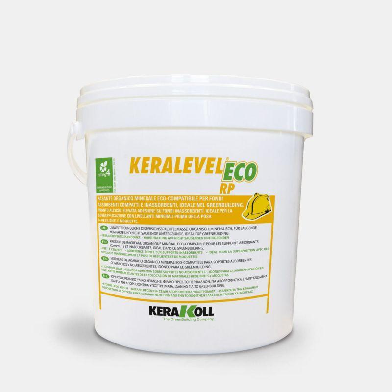 Rasante organico minerale Keralevel® Eco RP 1