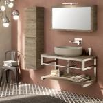 Mobili bagno in metallo Purestone
