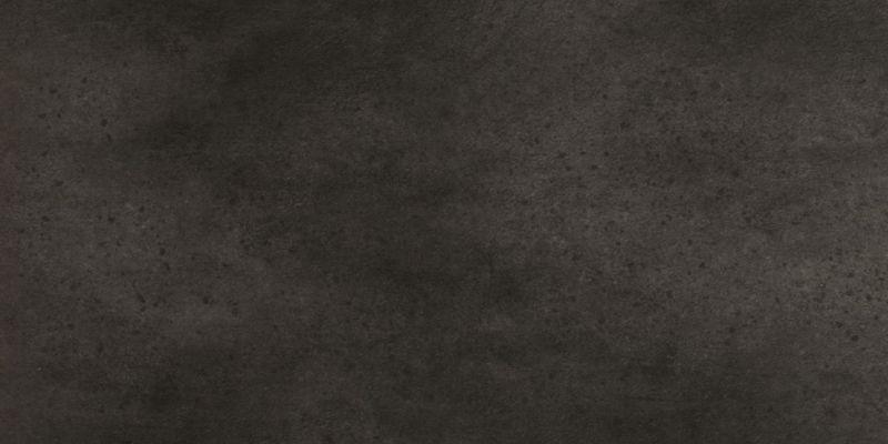 Pavimento SPC effetto cemento nero 2