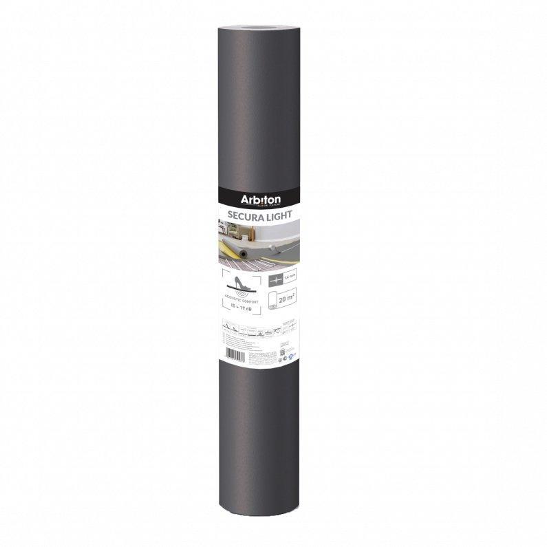 Sottopavimento secura light flex 1 6 mm 1