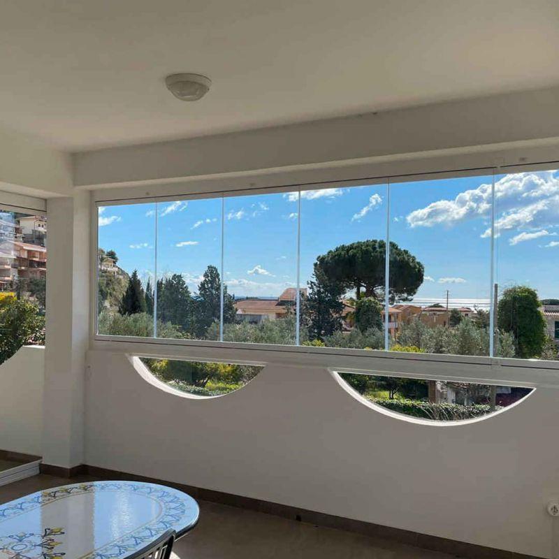 Chiusure per balconi 1