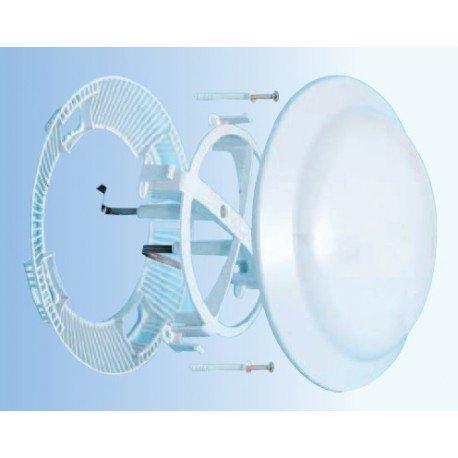 Riduttore acustico per fori di ventilazione ufo 1