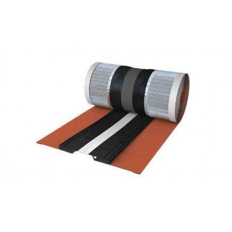 Sottocolmo impermeabile rosso in alluminio rapid roll 1