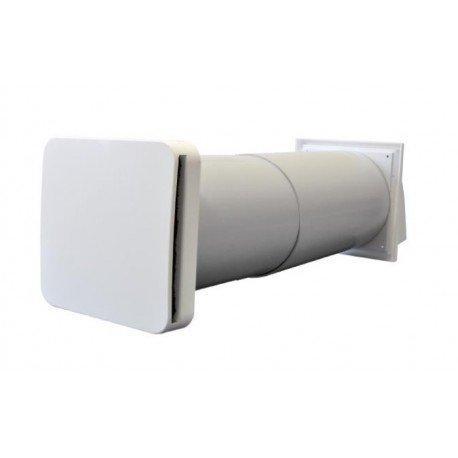 Ventilatore con scambiatore di calore e sensore 1