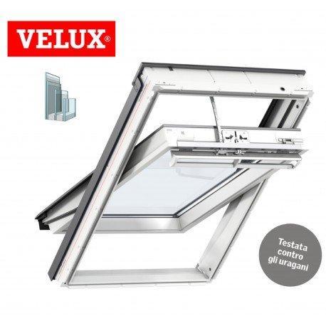 Velux ggu integra elettrica finestra a bilico 1