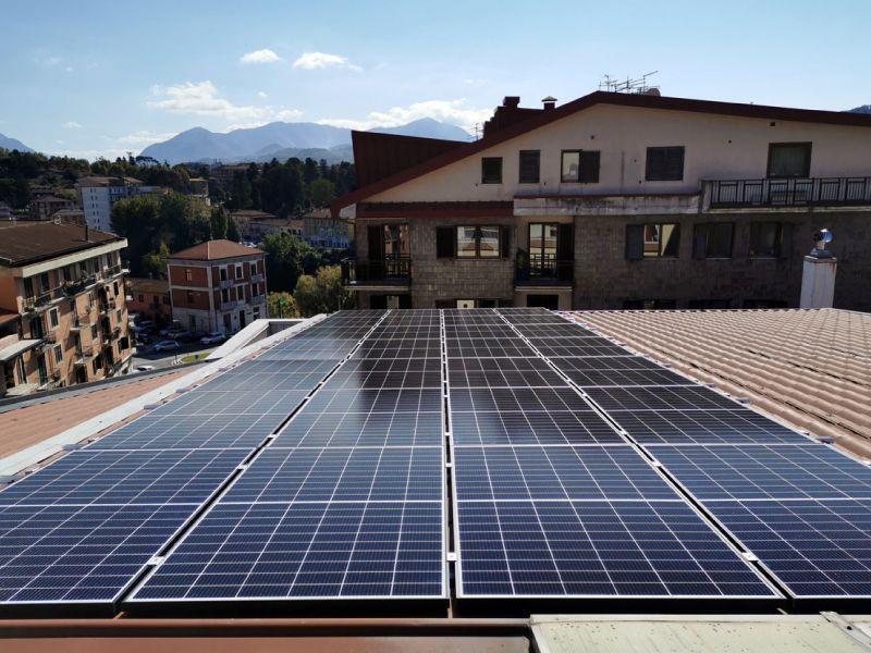Impianto Fotovoltaico con Accumulo 3