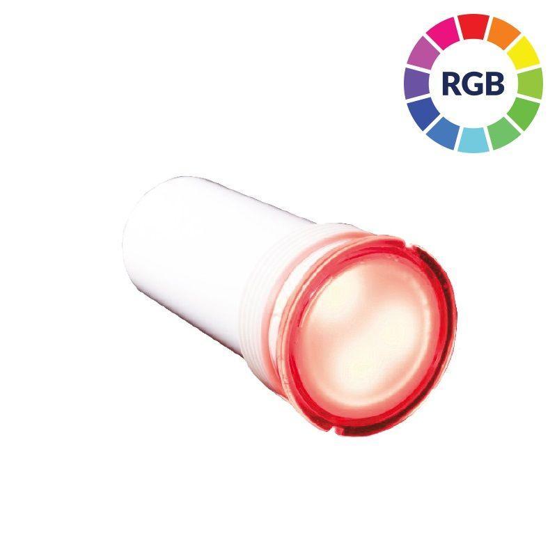 Faretto Spot LED Multicolore per Bocchetta Filettata 1
