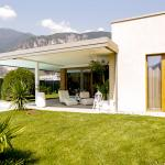 Finestre e porta finestre in PVC: serie DPP-70