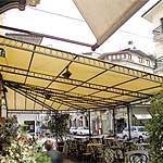 Copertura per terrazze-balconi in ferro zincato