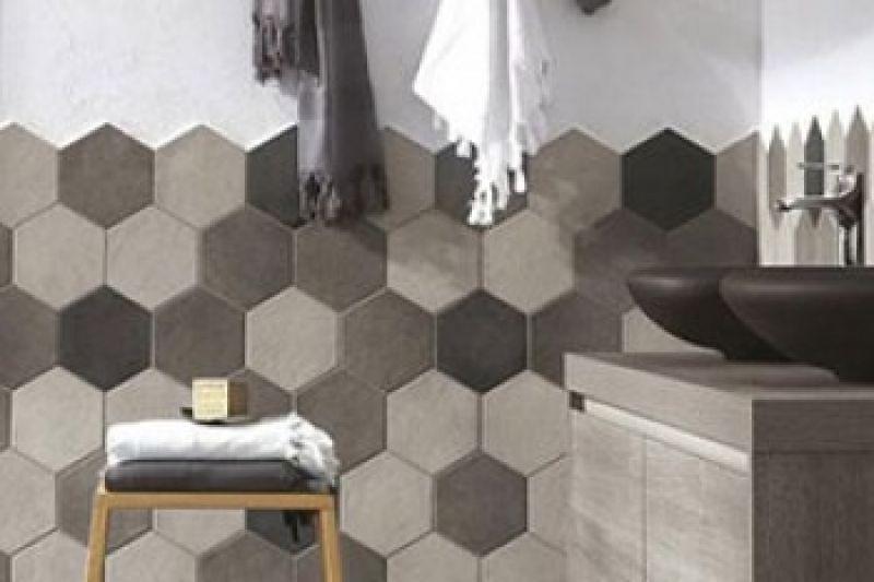 Prezzo piastrelle bagno moderne in bicottura - Piastrelle bagno rosse ...