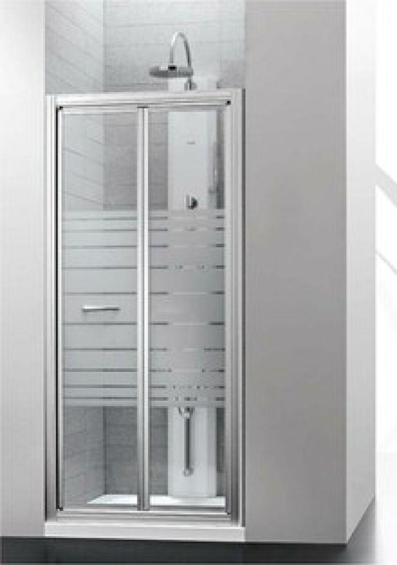 Prezzo box cabina doccia minimal con cristalli temperati - Box doccia design minimale ...