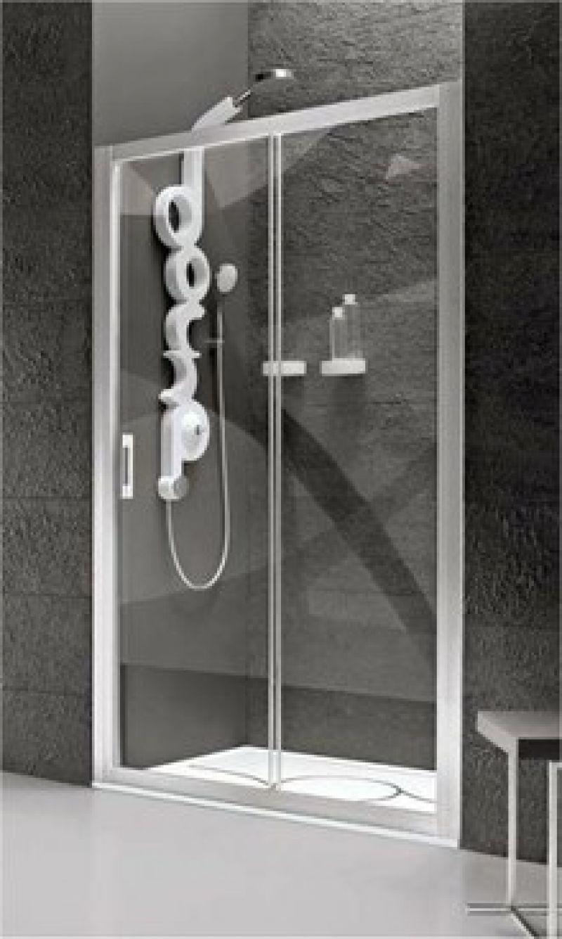 Prezzo box doccia a nicchia con telaio in alluminio - Doccia in nicchia ...
