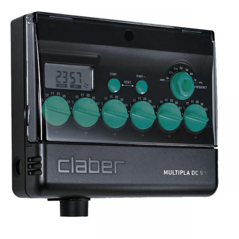 Elettrovalvola a filo Claber 6
