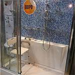 Sostituzione vasca in doccia per anziani e disabili
