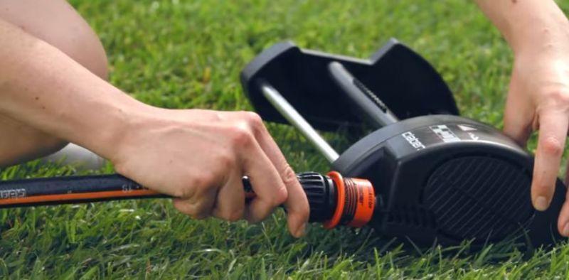 Irrigatore oscillante Compact-12 Claber 3