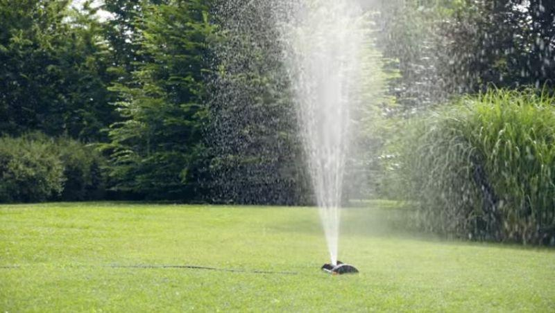 Irrigatore oscillante Compact-12 Claber 4