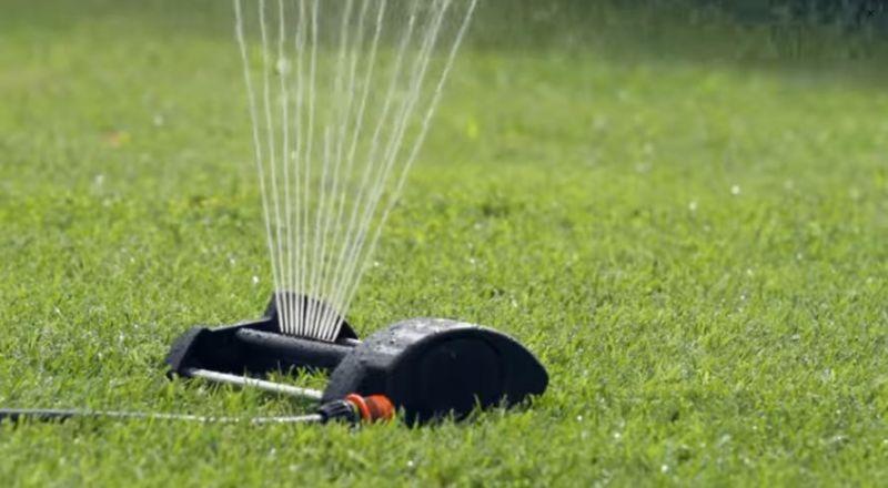Irrigatore oscillante Compact-12 Claber 5