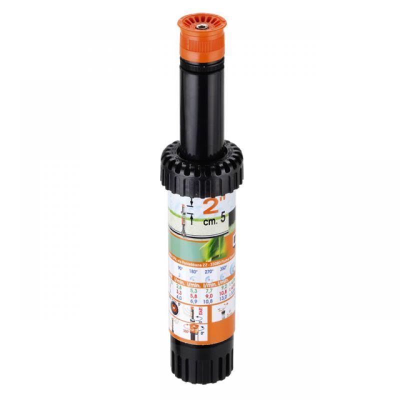 Irrigatore pop-up a turbina Claber 1