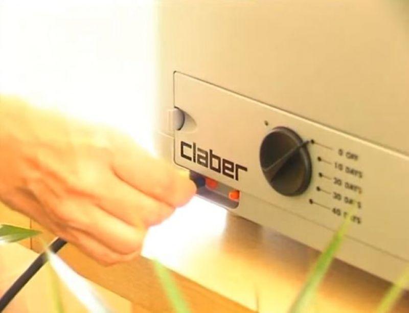 Distributore d'acqua autonomo Oasis Claber 4