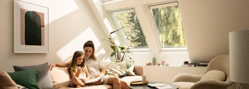 Finestra per tetti VELUX INTEGRA elettrica solare 1